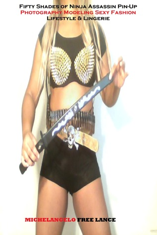 Fifty Shades of Ninja Assassin Pin-Up Photography Modeling Sexy Fashion Lifestyle & Lingerie
