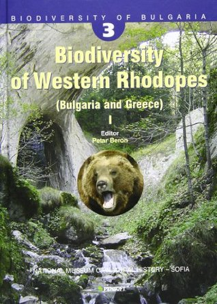 biodiversity-of-western-rhodopes-bulgaria-and-greece-i-biodiversity-of-bulgaria-volume-3