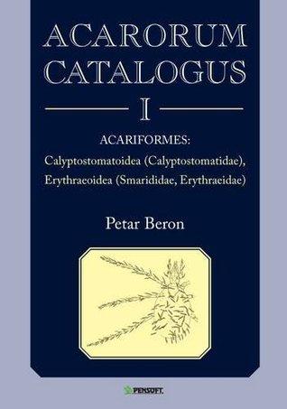 acarorum-catalogus-i-acariformes-calyptostomatoidea-calyptostomatidae-erythraeoidea-smarididae-erythraeidae