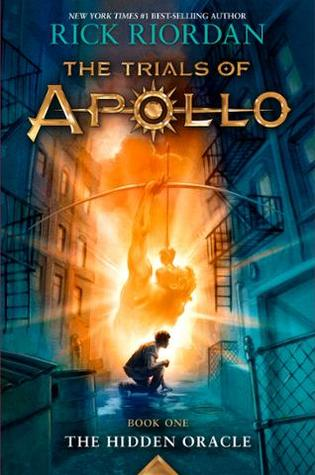 Rick Riordan: The Trials of Apollo Series