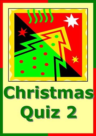 CHRISTMAS QUIZ Pack 2 Quiz Questions and Picture Quizzes for Pub or Party