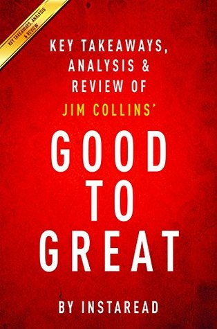 From good to great book