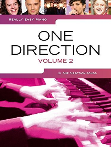 Really Easy Piano: One Direction Volume 2