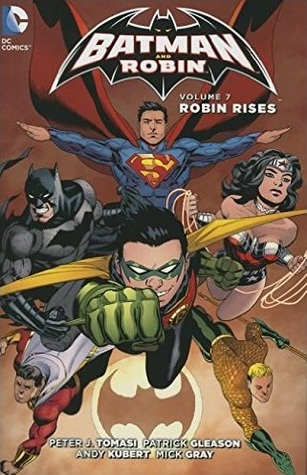 Batman and Robin, Volume 7: Robin Rises