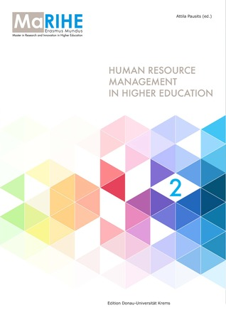 Human Resource Management in Higher Education. Analysis.