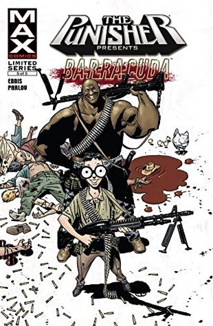 The Punisher Presents: Barracuda #5