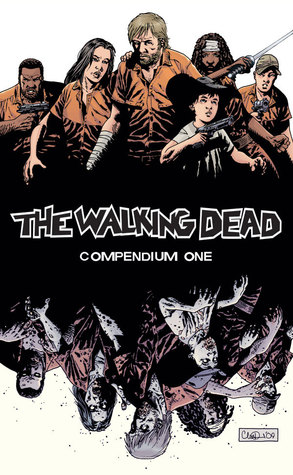 Book cover for Walking Dead Compendium #1