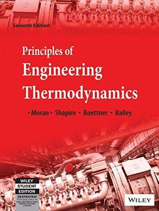 ENGINEERING THERMODYNAMICS MORAN EBOOK
