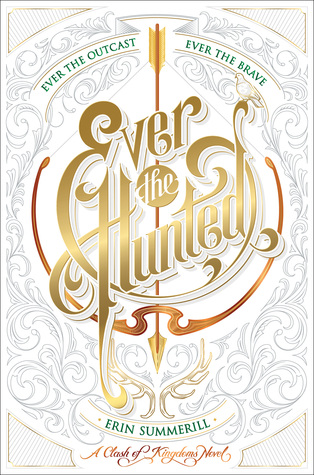 cover Ever the Hunted