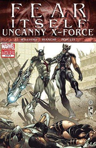 Fear Itself: Uncanny X-Force #2