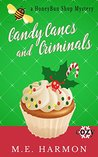 Candy Canes and Criminals (HoneyBun Shop Mysteries #3)