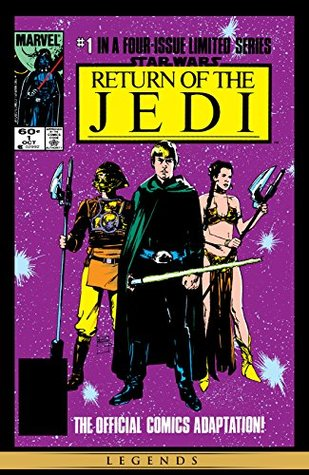 Star Wars: Return of the Jedi (1983-1984) #1 (of 4)