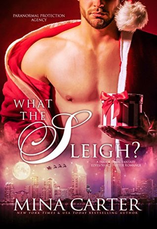 What the Sleigh? (Paranormal Protection Agency, #10)