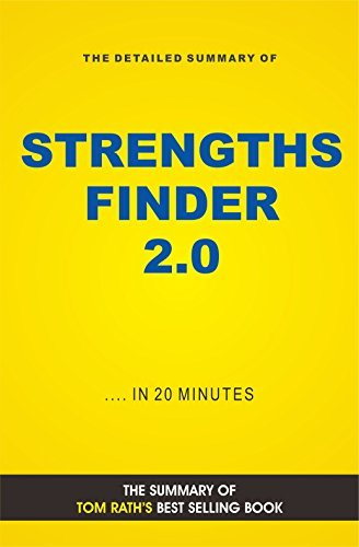 StrengthsFinder 2.0 (Book summary)