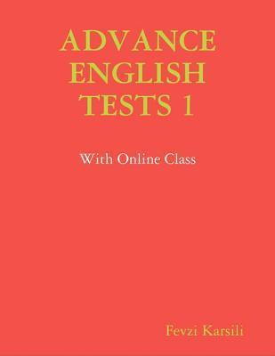 Advance Level English Tests 1 By Fevzi Karsili