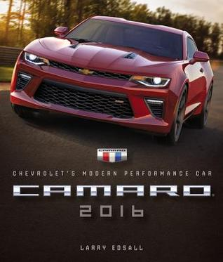 Camaro 2016: Chevrolet's Modern Performance Car