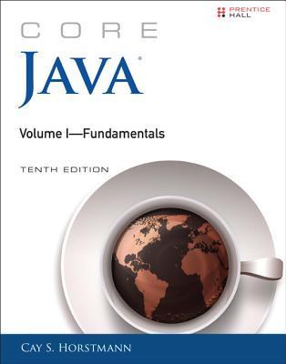 Core Java, Volume I: Fundamentals
