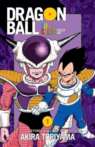 Dragon Ball Full Color: Freeza Arc, Vol. 1