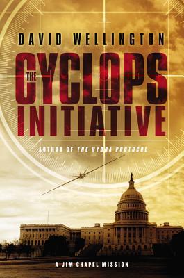 The Cyclops Initiative (Jim Chapel, #3)