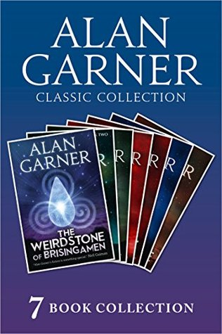 Alan Garner Classic Collection (7 Books) - Weirdstone of Brisingamen, The Moon of Gomrath, The Owl Service, Elidor, Red Shift, Lad of the Gad, A Bag of Moonshine)