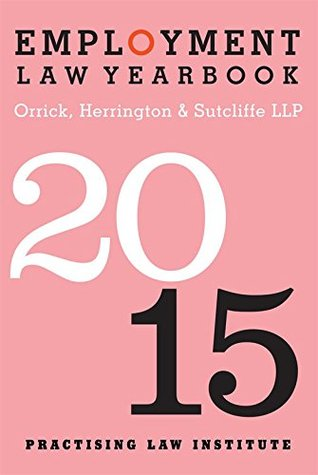 Employment Law Yearbook 2015