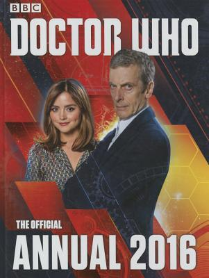 Doctor Who: Official Annual 2016(Doctor Who Annuals 37)