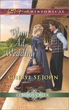 Want Ad Wedding (Cowboy Creek #1)