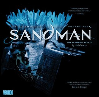 The Annotated Sandman, Vol. 4