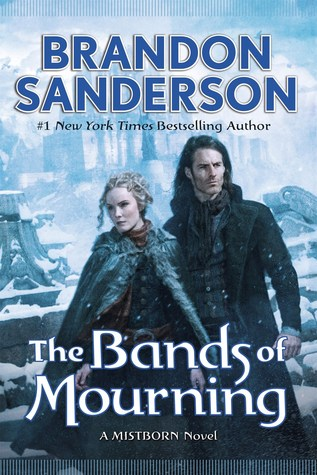 Book Review: Brandon Sanderson's The Bands of Mourning