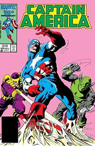 Captain America (1968-1996) #324