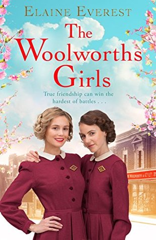 The Woolworths Girls By Elaine Everest