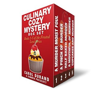 Culinary Cozy Mystery Box Set (Frosted Love #1-5)