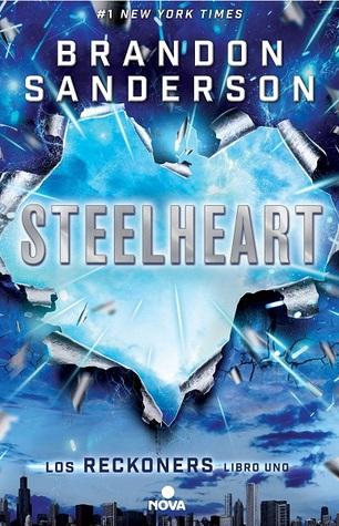 Ebook Steelheart by Brandon Sanderson TXT!