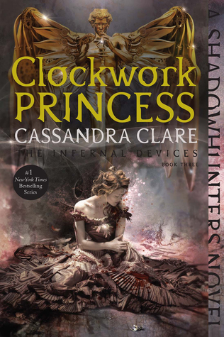 Ebook Clockwork Princess by Cassandra Clare TXT!