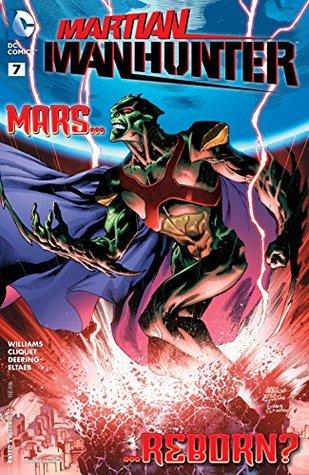 Martian Manhunter (2015-) #7