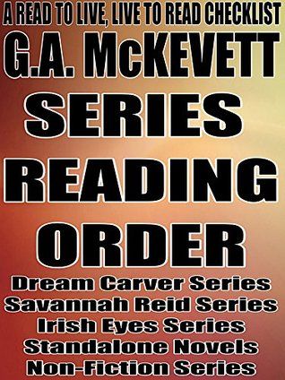 Download EPUB Free G.A. MCKEVETT: SERIES READING ORDER: A READ TO LIVE, LIVE TO READ CHECKLIST