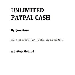 Unlimited PayPal Cash