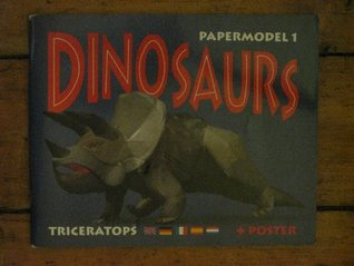 Dinosaurs Papermodel 1 : Triceratops