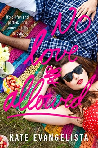 No Love Allowed (Dodge Cove #1)