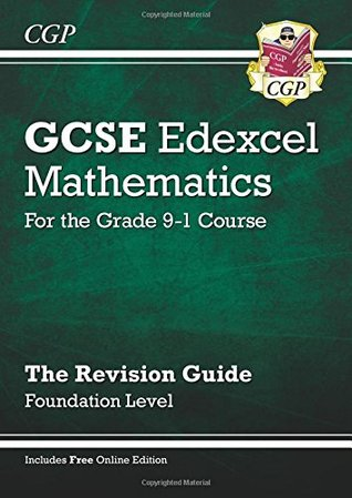GCSE Maths Edexcel Revision Guide: Foundation - for the Grade 9-1 Course