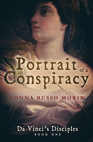 Portrait of a Conspiracy (Da Vinci's Disciples #1)