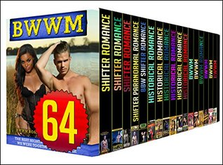 ROMANCE: 64 BOOK MEGA BUNDLE - GET THIS AMAZING 64 WITH THESE AMAZING SHIFTERS, HISTORICALS, BWWM STORIES