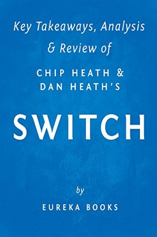 Switch: How to Change Things When Change Is Hard by Chip Heath and Dan Heath | Key Takeaways, Analysis & Review