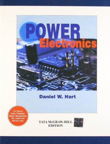 Power Electronics (International Ed.) (1st Edition)