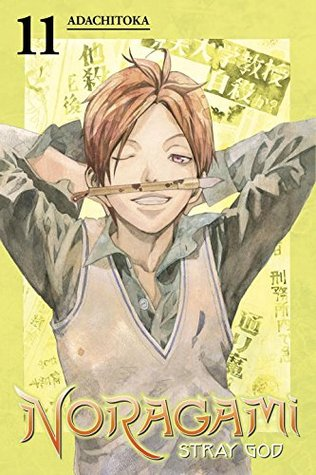 Noragami: Stray God, Vol. 11