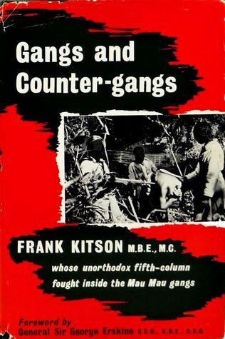 Gangs and Counter-gangs