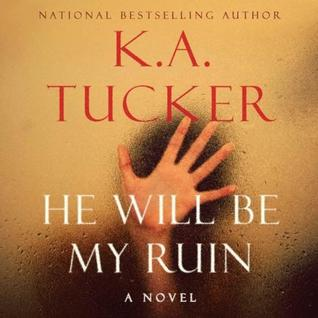 Image result for he will be my ruin hardcover yellow