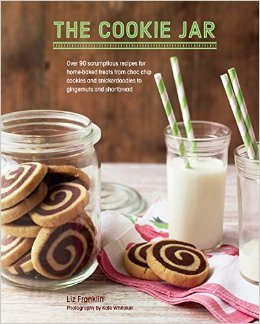 The Cookie Jar: Over 90 scrumptious recipes for home-baked treats from choc chip cookies and snickerdoodles to gingernuts and shortbread