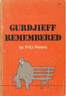 Gurdjieff Remembered