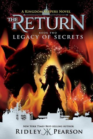 Legacy of Secrets (Kingdom Keepers: The Return, #2)